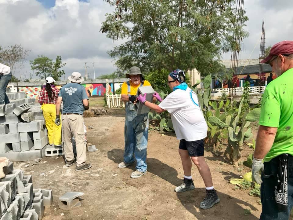 Mexico Mission Journal – Day 4 – First Presbyterian Church